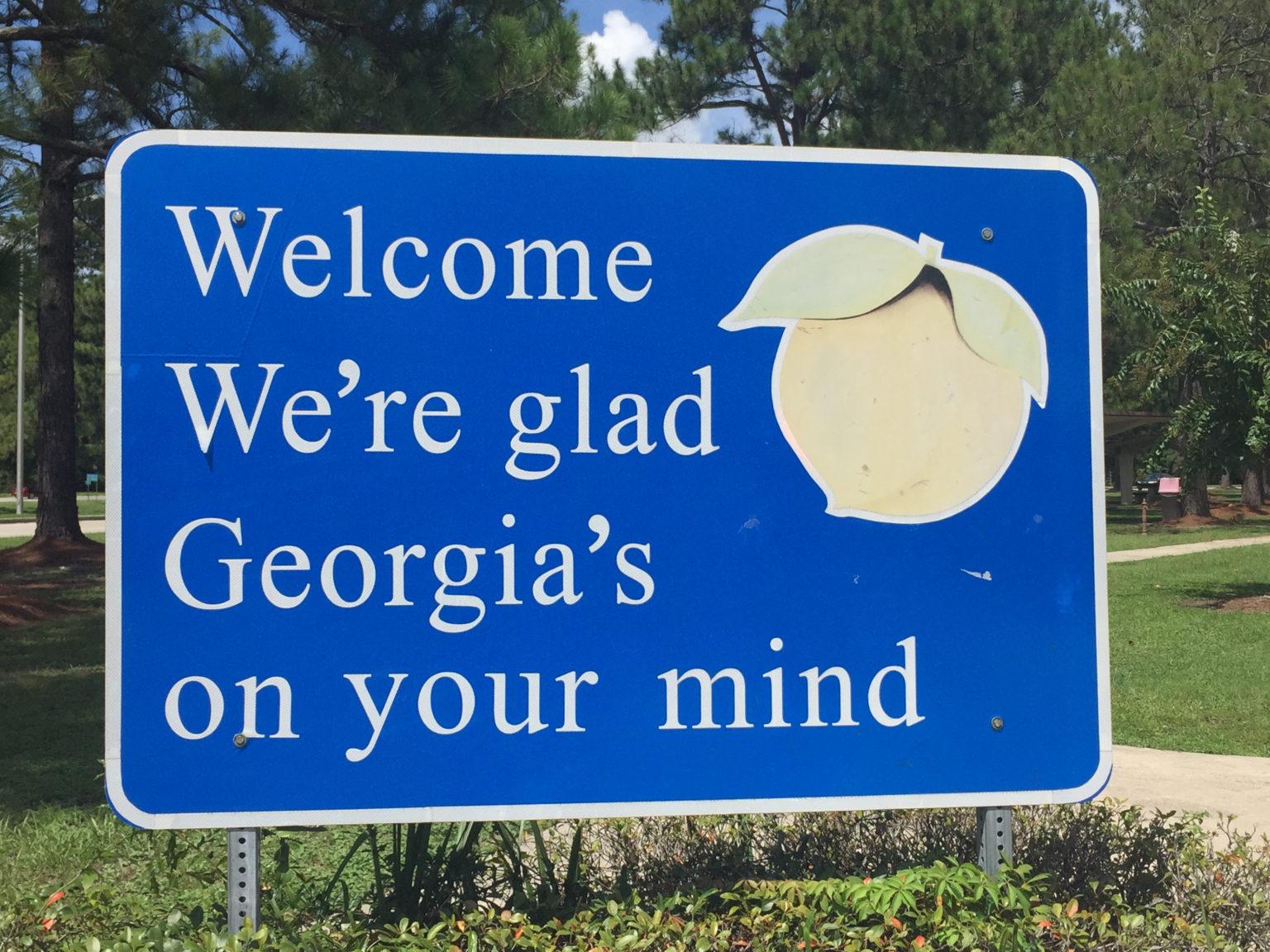 Border Georgia