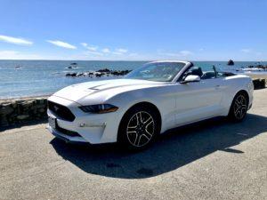 Ford Mustang Kalifornien