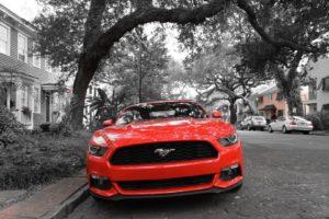 Ford Mustang North Carolina