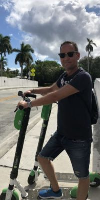 Lime Scooter…