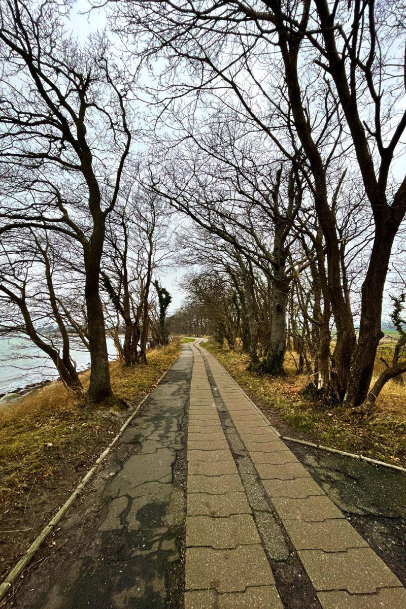 Hiken an der Ostsee
