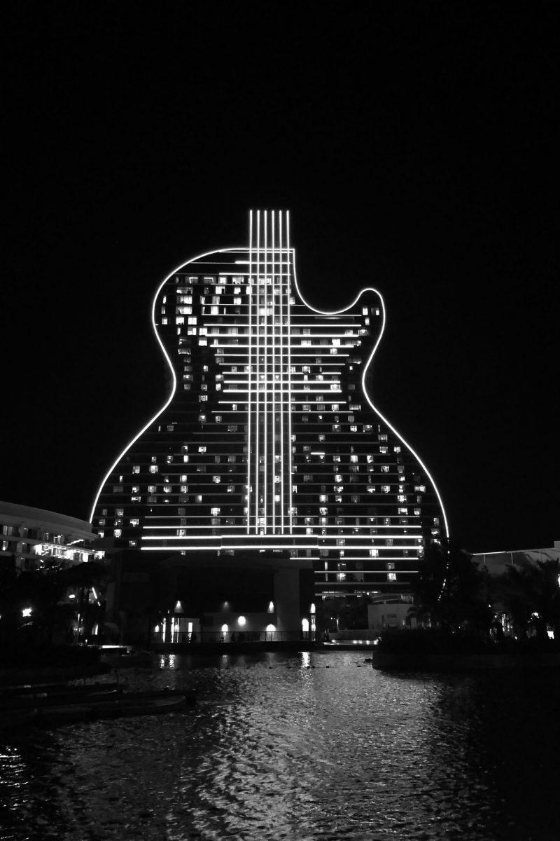 Hard Rock Hotel Hollywood Florida